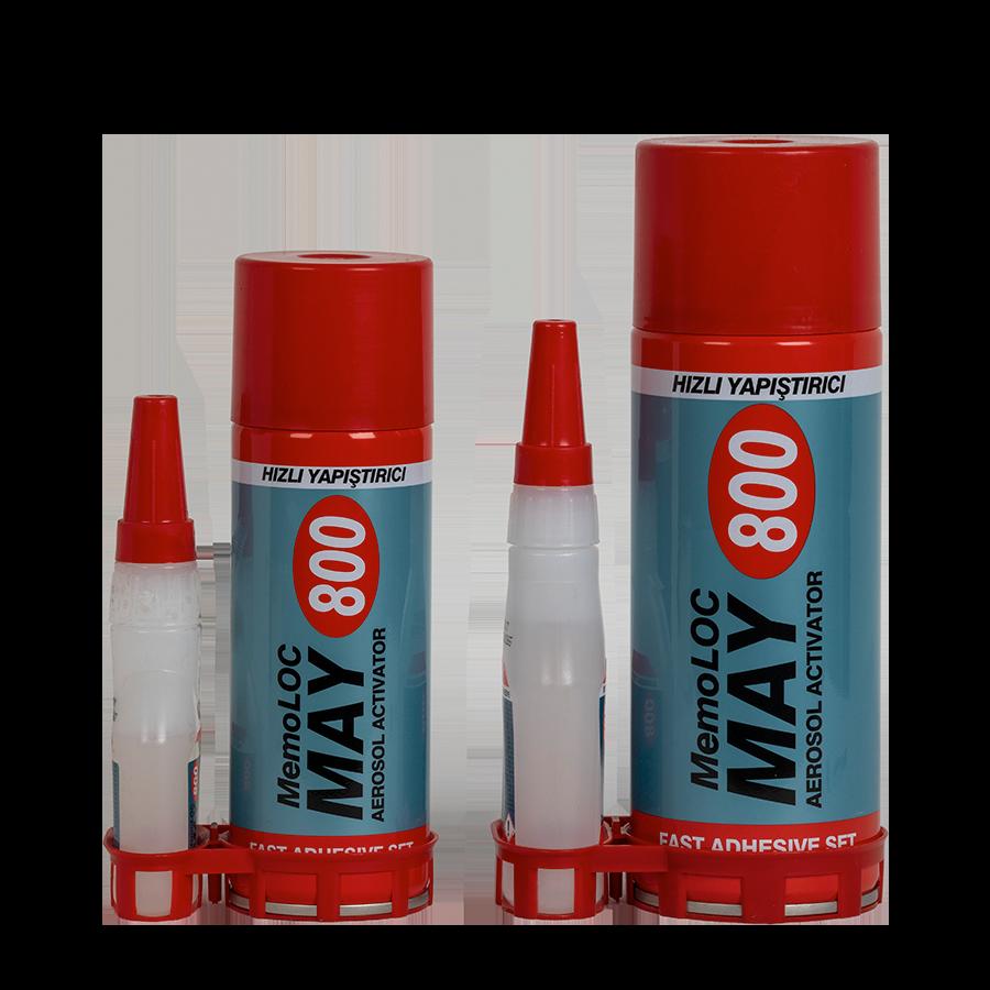 MAY 800 Fast Adhesive