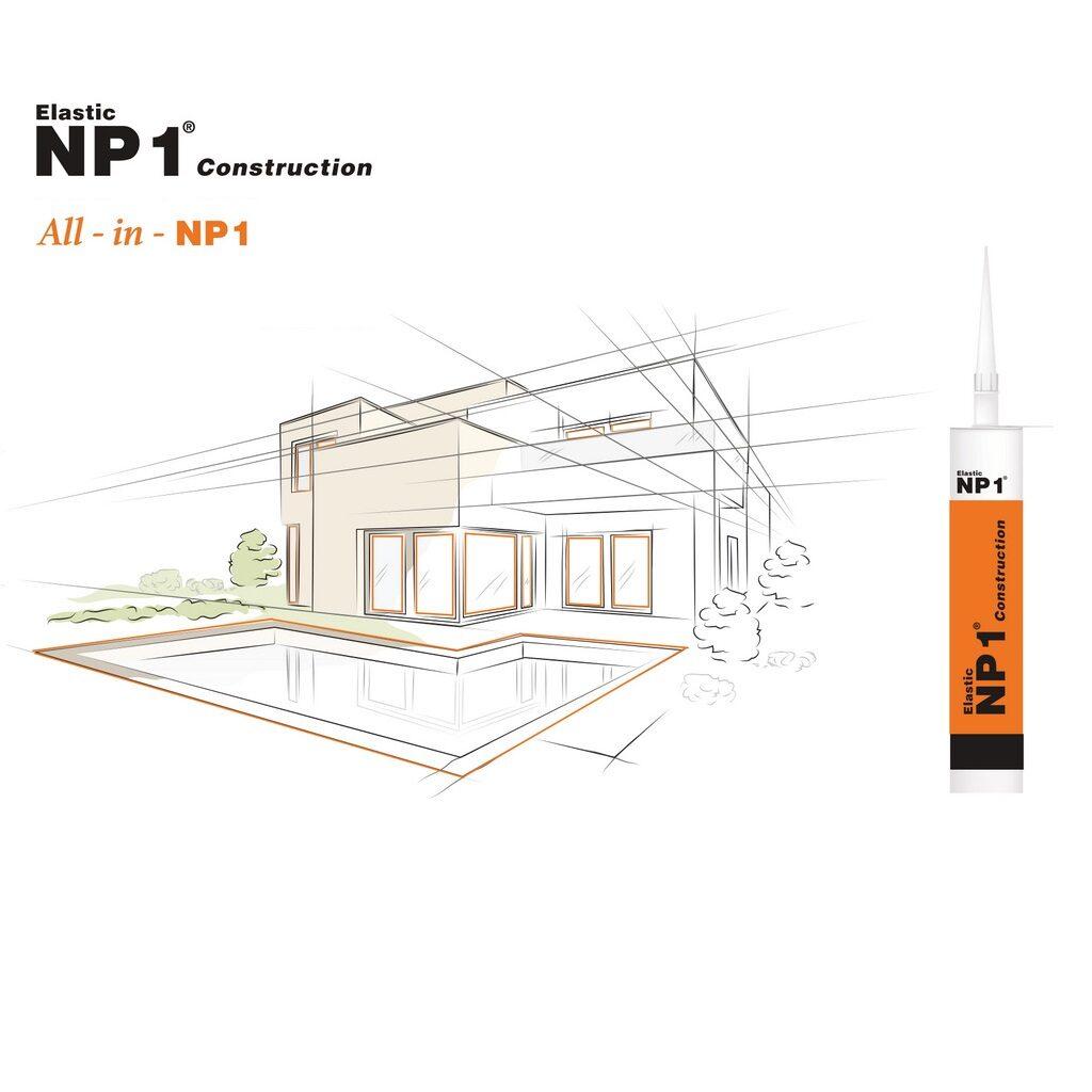 NP1 Construction Exterior Application